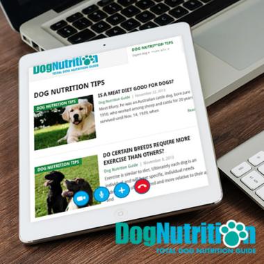 Total Dog Nutrition